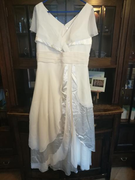 Saténové šaty Bonprix, BPN, vel. 44, 44
