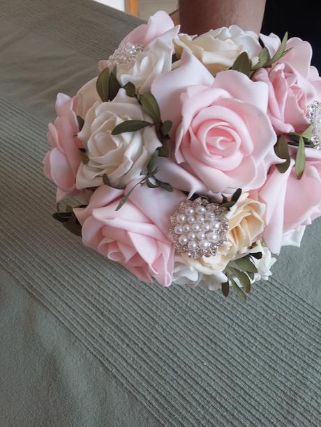 Svatební kytice pro nevěstu,