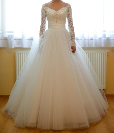 Nádherné svadobné šaty, 34
