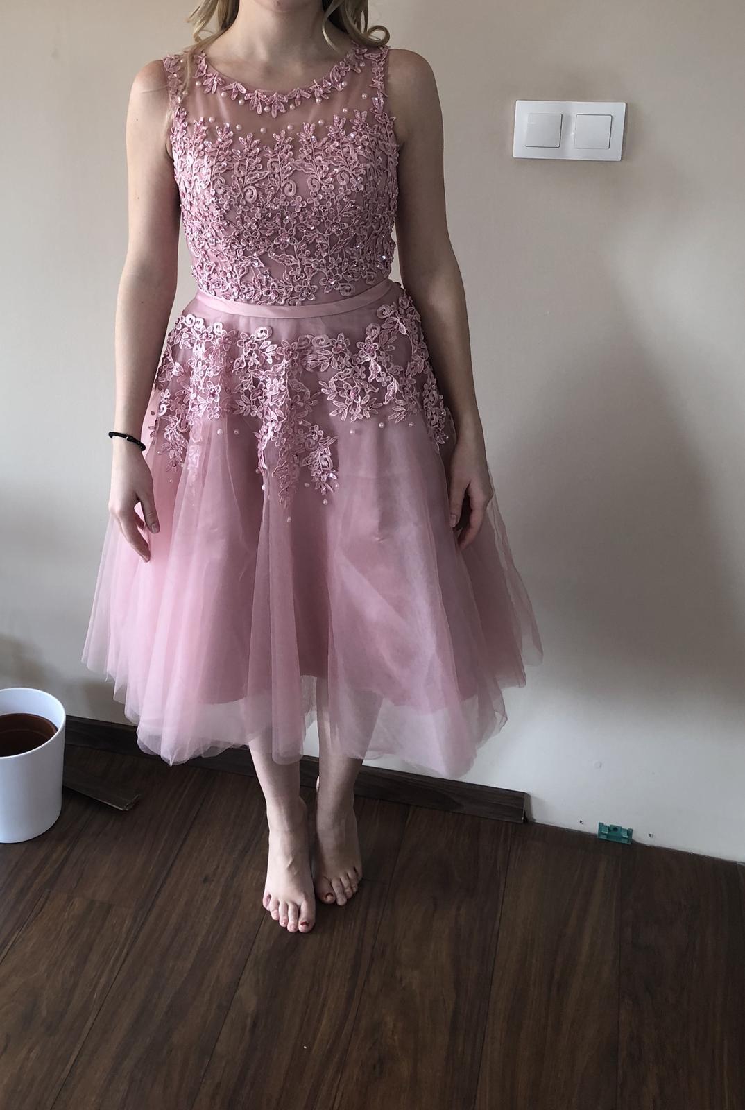 Spoločenské šaty  966acdbd2b6