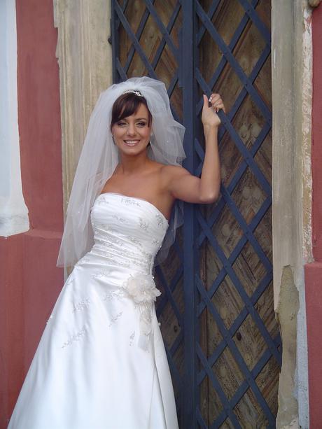 Doplnok na svadobne saty Nicole., 36