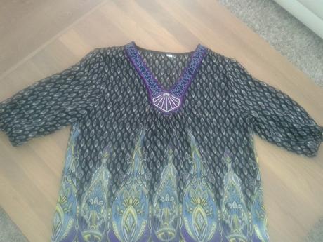 Elegantna bluzka,tunika., 46