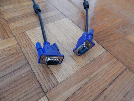 VGA kabel stíněný - 1,8 m,
