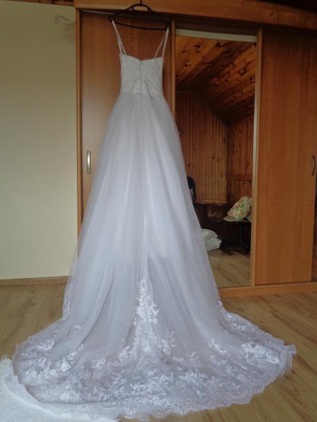 Svadobné šaty austrálskej značky MOONLIGHT, 34