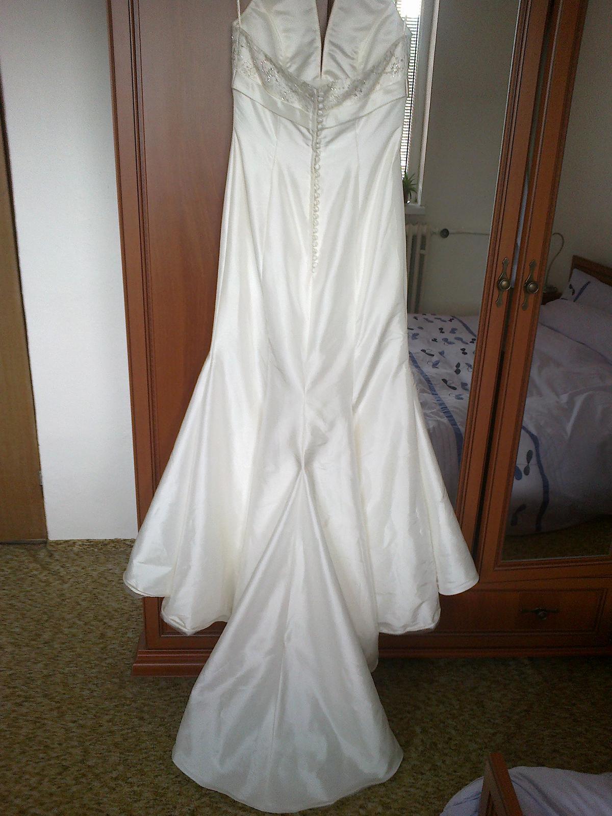 Svadobné šaty skúšané cbe1e5bbbb0