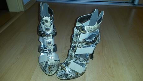 Hadie topánky, 36