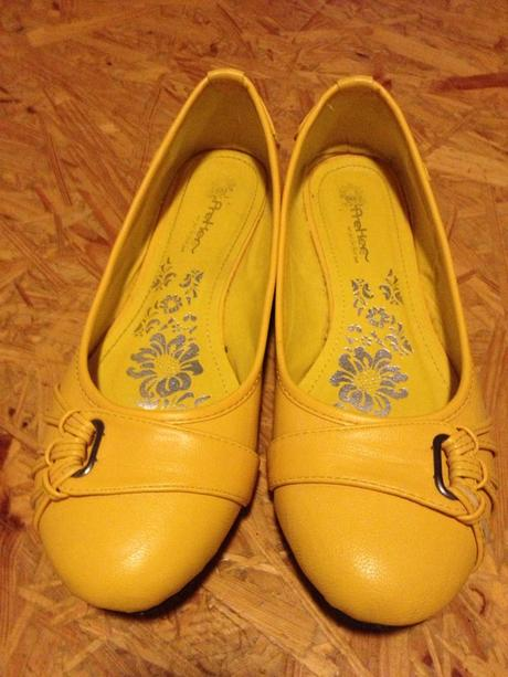 Žluté baleríny, 41