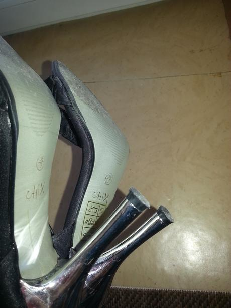 Elegantné sandálky, 36
