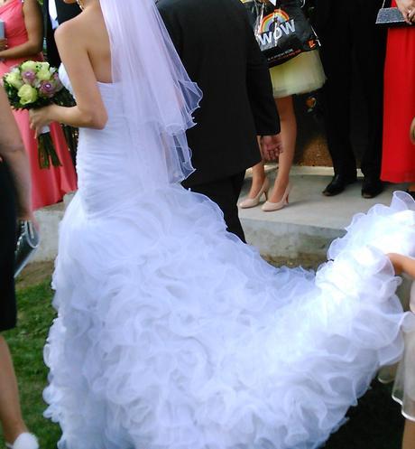 Svadobné šaty Allure Bridals, 38