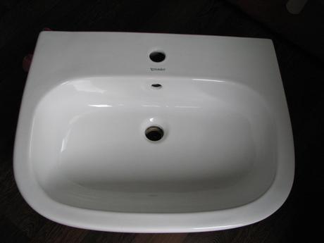 umývadlo Duravit  D-CODE 60x46 cm,