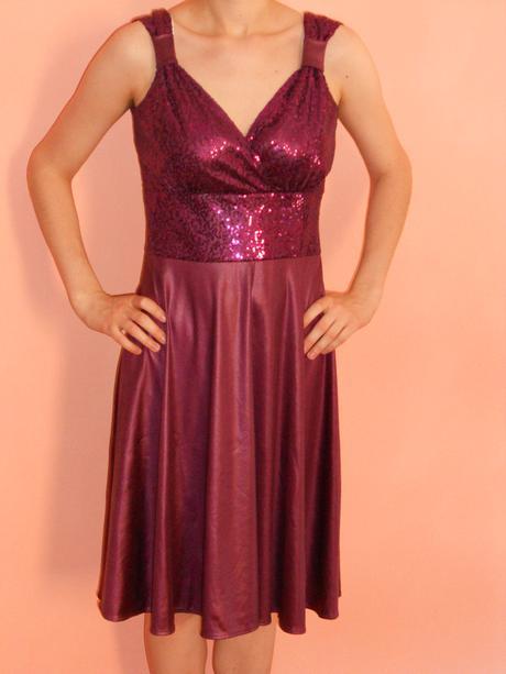 Spoločenské šaty - veľkosť 40, 40