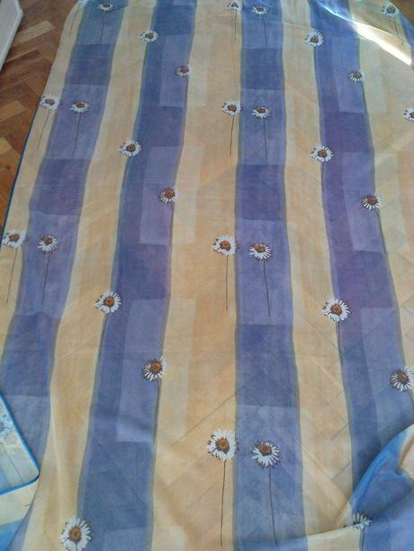 Záclona - záves,