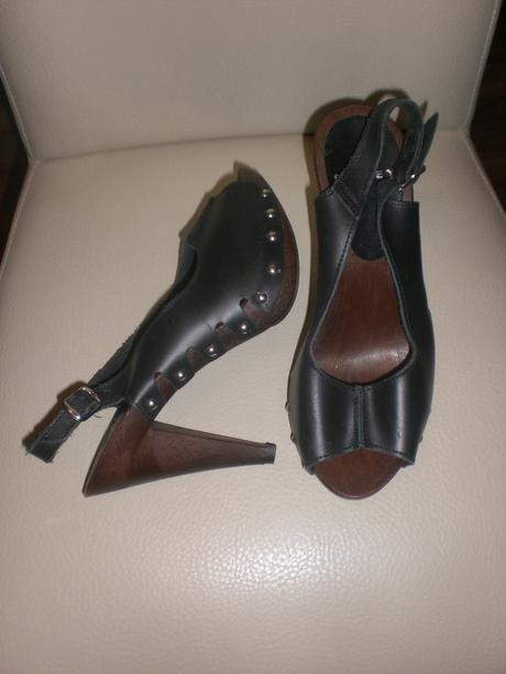 Dámske sandále SISLEY, 36