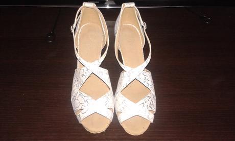 Tanečné topánky, 40