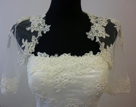 Originální svatební šaty, 36