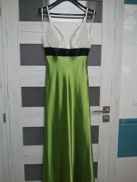 Marini zelené šaty, 38