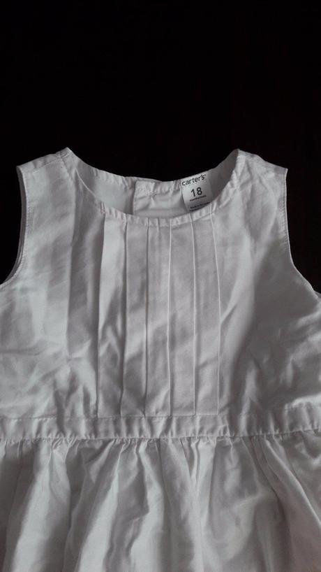 Šaty Carters- nenosené, 86