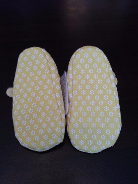 Topánočky so sedmokráskou- nenosené, 18