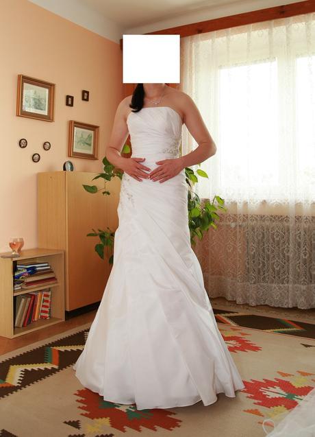 Ronald Joyce - Victoria Jane svatební šaty v.36-40, 38