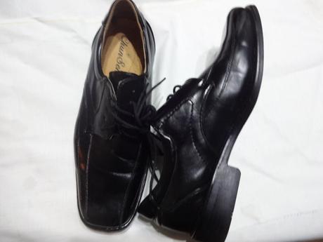 pánská spol.obuv,perfektní stav za zlomek ceny , 40