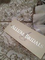 Allure Bridal Swarovski exkluzívne original 36-40, 36