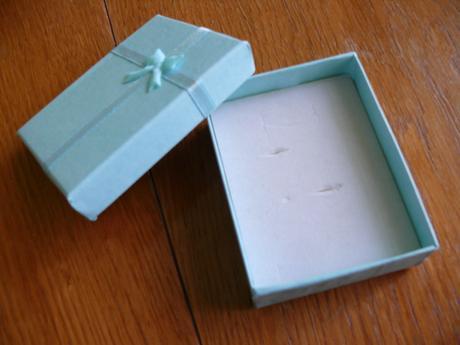 Mint krabičky na šperky,