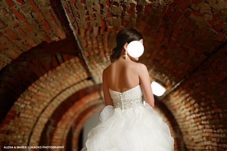 Svadobné šaty kúpené v salóne Princess, 36