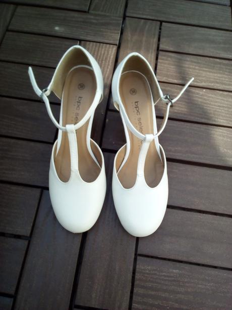 Svatební boty Bonprix, 38