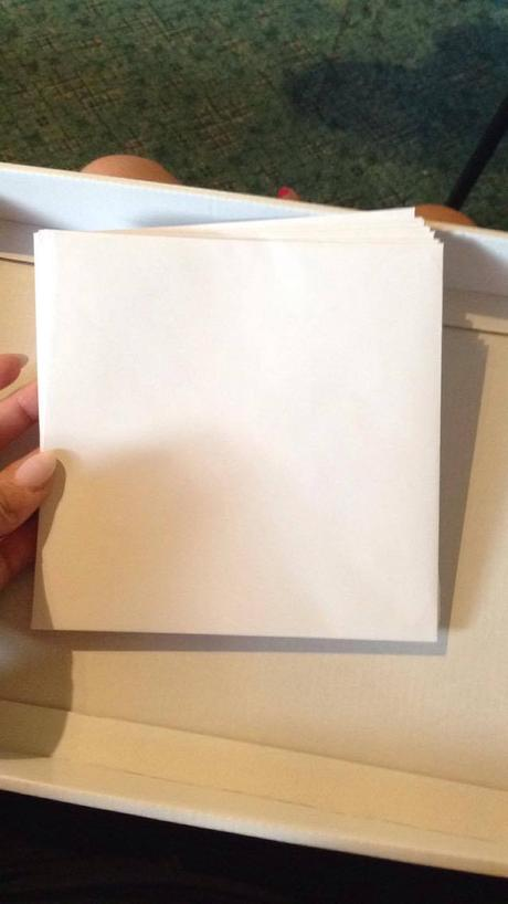 Obálky 15x15cm,