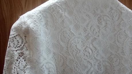 Saténové svadobné šaty s korzetom (ivory), 38