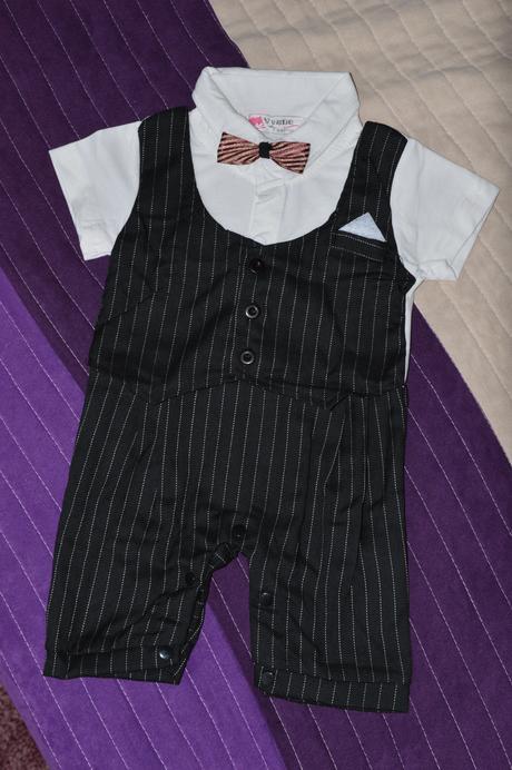 letní obleček pro chlapečka 74-80, 80