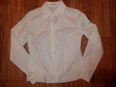 Bílá košile, M