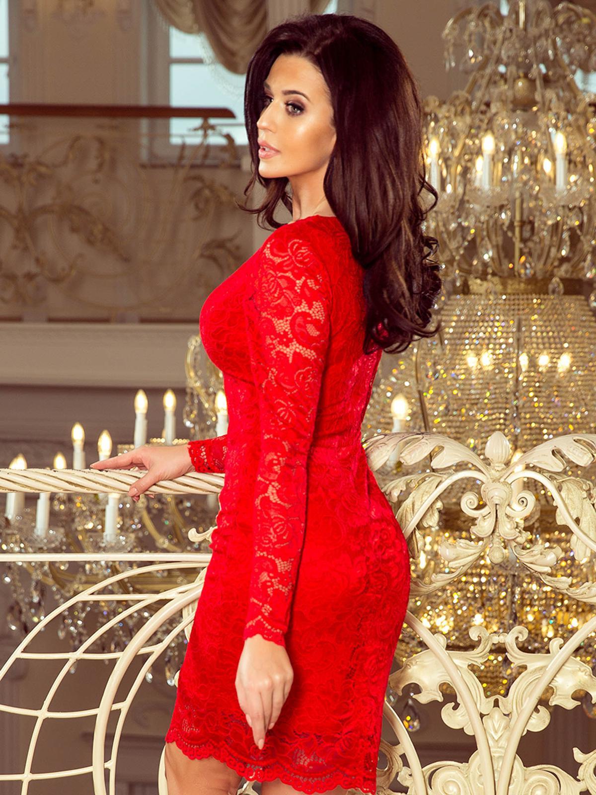 a1504eab3bb8 Čipkované dámske šaty