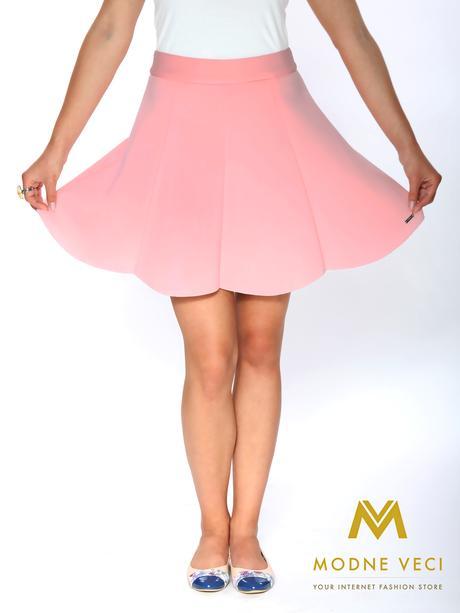 Dámska sukňa áčkového strihu S-L, M