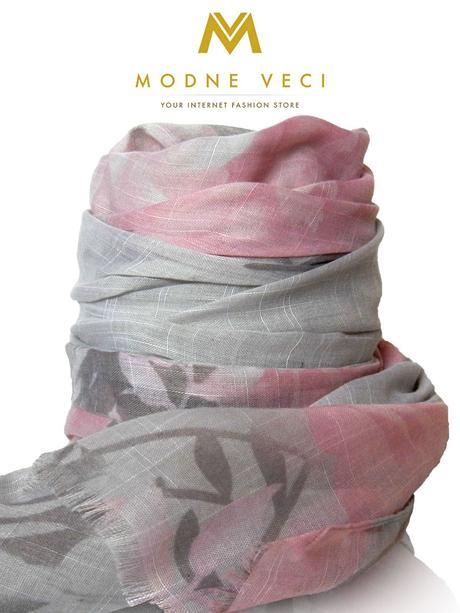 Dámske bavlnené šatky ,