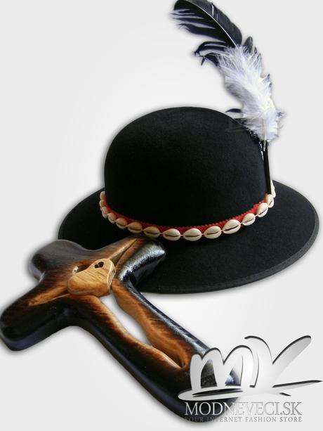 Goralský klobúk,