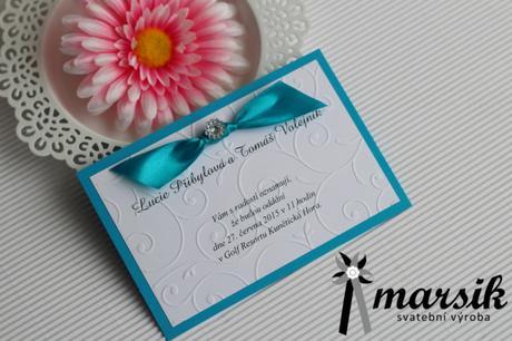 Svatební oznámení ,