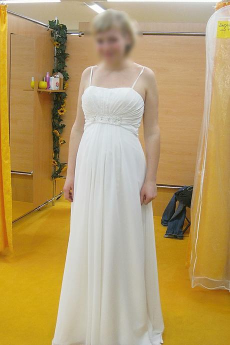 Svatebné šaty Lohrengel_těhotenské/netěhotenské, 38