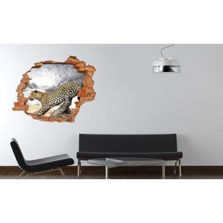 3D fototapeta, Panter, 125 x100cm,