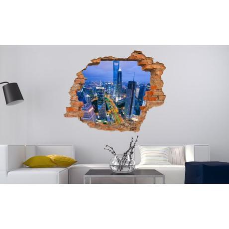 3D fototapeta, Penthouse, 125 x100cm,
