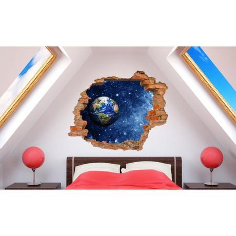 3D fototapeta, Vesmír, 125 x100cm,