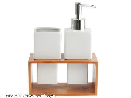 Dávkovač na mydlo, sada,