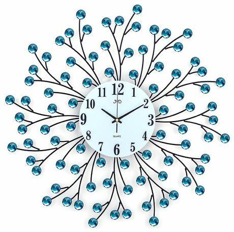 Dekoratívne hodiny HJ08.1 65 cm,