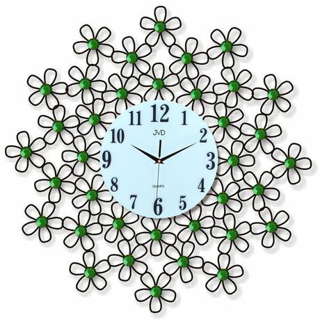 Dekoratívne hodiny HJ10.1 61 cm,
