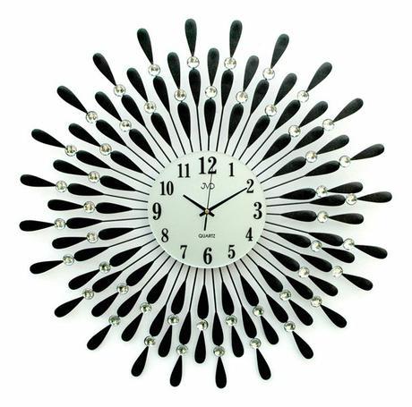 Dekoratívne hodiny HJ18 67 cm,