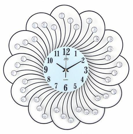 Dekoratívne hodiny HJ32 59 cm,