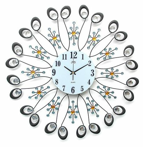 Dekoratívne hodiny Hj34 67 cm,