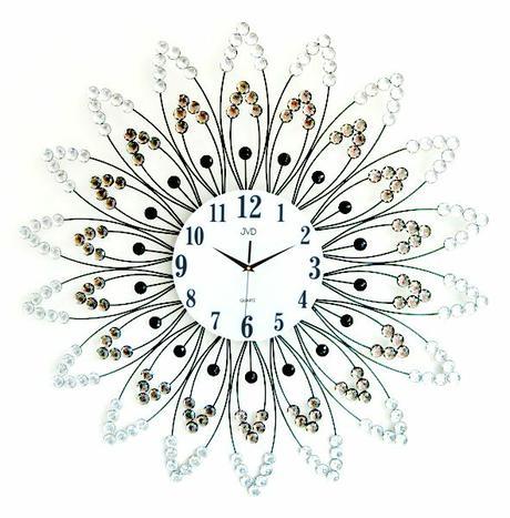 Dekoratívne hodiny HJ35 78 cm,