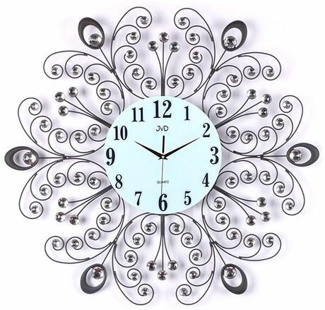 Dekoratívne hodiny HJ36 65 cm,