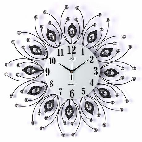 Dekoratívne hodiny HJ38 58 cm,
